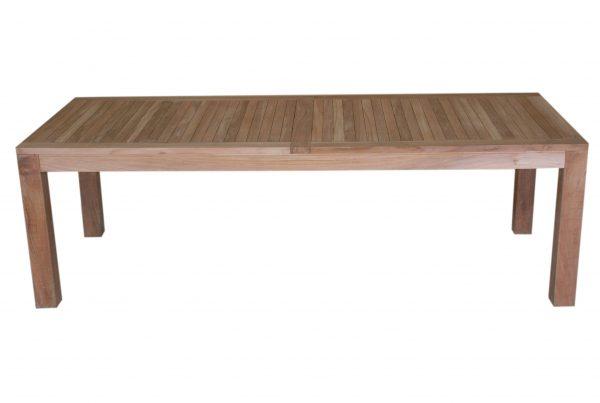 big foot bistro table 250x100x75 cm