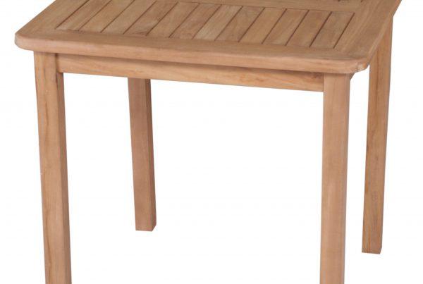 bistro table 80x80 cm