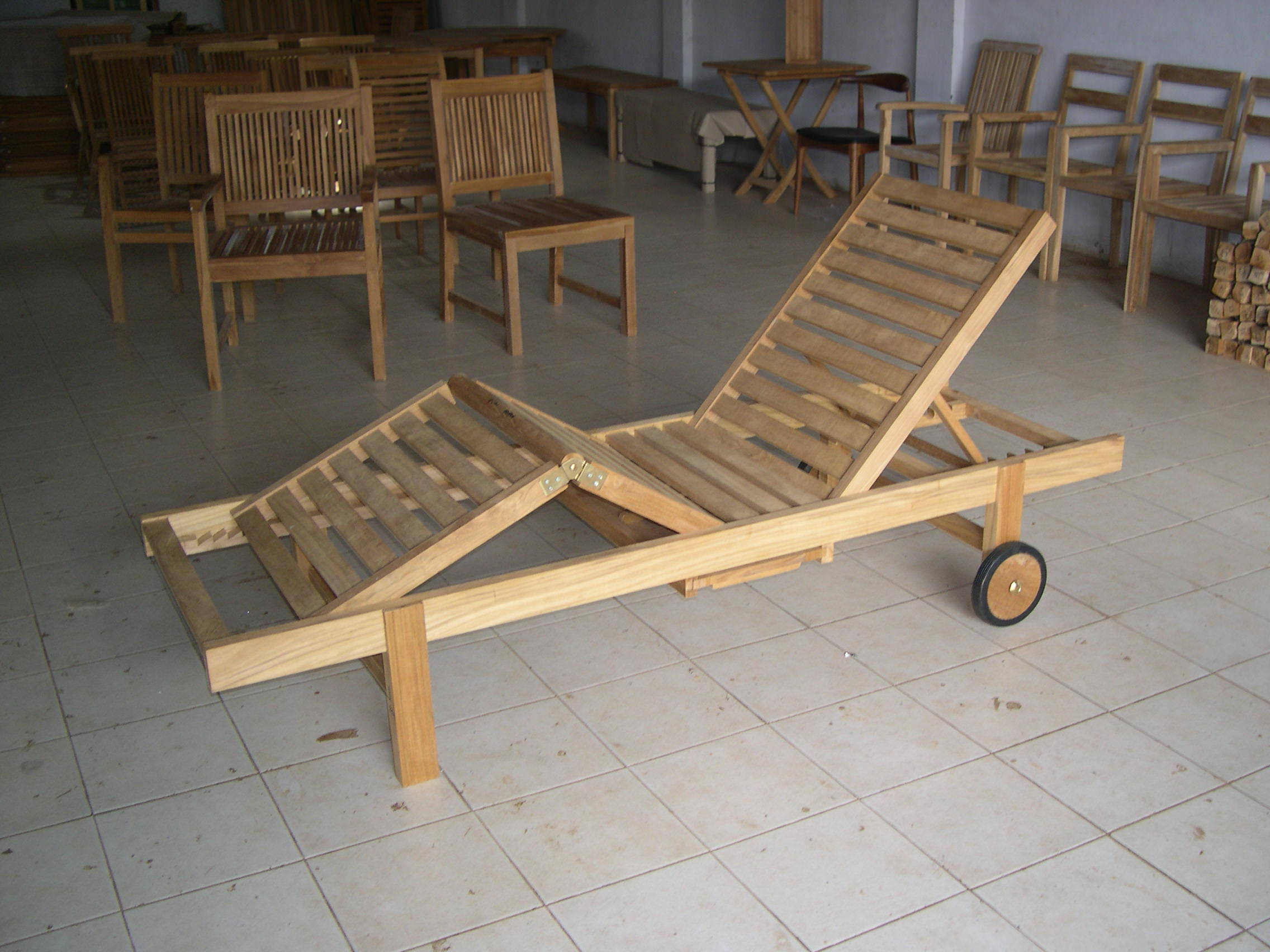 korean lounger