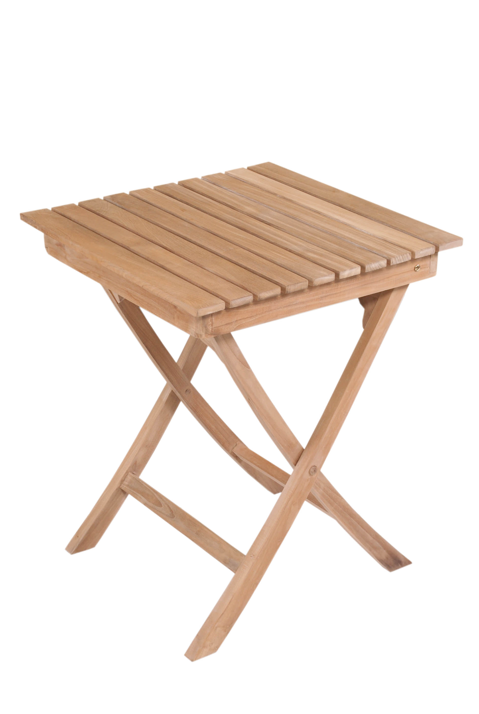 square folding table 60 cm