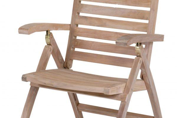zenith reclining arm chair
